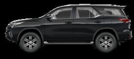 Toyota Fortuner 2.7 AT6 (166 л.с.) Комфорт